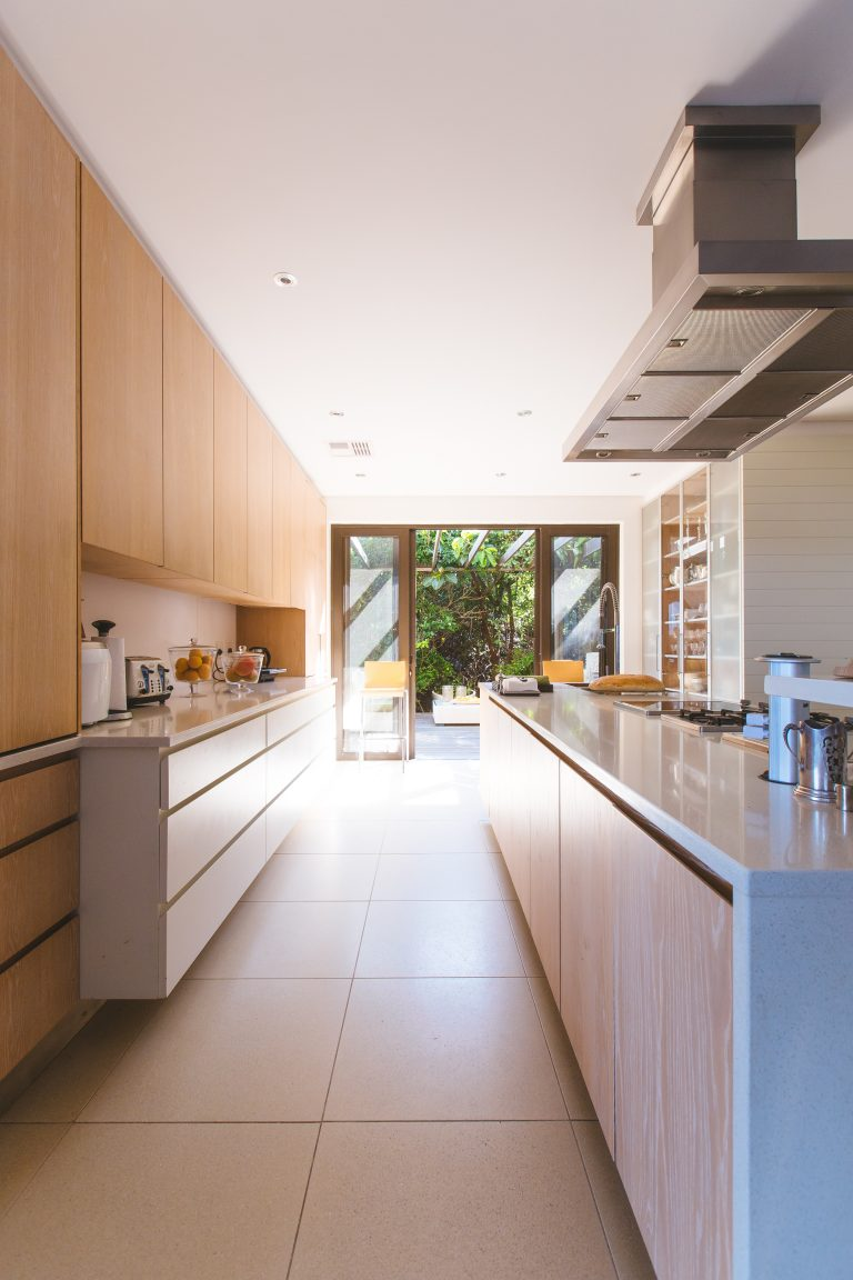 Galley Kitchen Design Professional Bespoke Furniture